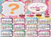 Calendário 2022 Patisserie Montagem Online