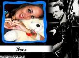 Moldura Bono Vox