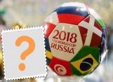 Bandeira de Time na Bola Copa 2018