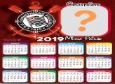 Calendário 2019 Paixão pelo Corinthians
