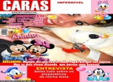 Convite Mickey e Minnie Caras