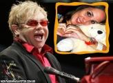 Moldura Elton John