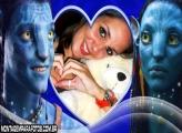Casal Avatar Com Coração