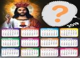 Calendário 2019 Jesus Cristo é Senhor