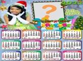 Calendário 2022 Feliz Natal Online Vaneyse