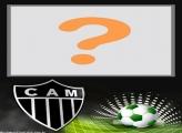 Moldura Brasão do Atlético Mineiro
