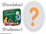 Presenteando a Professora