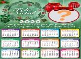 Calendário 2020 Como Presente de Natal