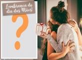 Colagem de Foto Lembrancinha para o Dia das Mães