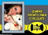BatPai Pronto para o Resgate