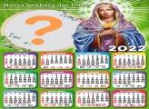 Calendário 2022 Nossa Senhora das Dores Montagem