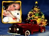 Moldura Camionete de Natal