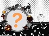 Halloween Fantasma Moldura