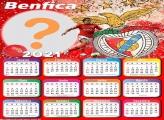 Calendário 2021 Benfica Futebol