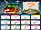 Calendário 2021 Mensagem de Natal para Clientes
