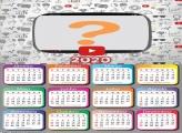 Calendário 2020 para Imprimir Grátis Youtube
