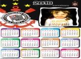 Calendário 2018 do Timão Corinthians