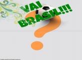 Vai Brasil FotoMoldura