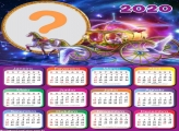 Calendário 2020 Carruagem Mágica
