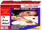 Revista Mães e Filhos Moldura