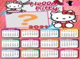 Foto Calendário 2021 Hello Kitty