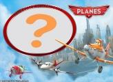 Moldura Planes Desenho Disney