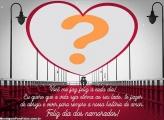 Colagem de Foto Dia dos Namorados