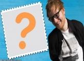 Moldura Ed Sheeran