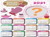 Calendário 2021 Chá de Panela