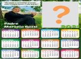 Fazer Calendário 2021 Padre Marcelo Rossi