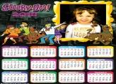 Calendário 2018 Scooby Doo Desenho