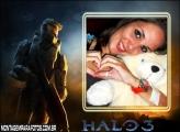 Moldura Halo 3 Jogo