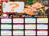Calendário 2021 de Natal com a Mamãe