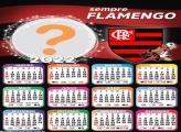 Calendário 2022 Sempre Flamengo Colar Foto