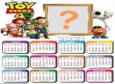 Foto Calendário 2021 Toy Story 4