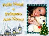 Moldura Próspero Ano Novo