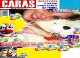 Convite Palhaço Circo