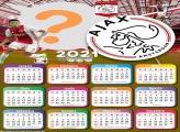 Calendário 2021 Ajax