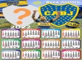 Calendário 2022 Boca Juniors Colar Online