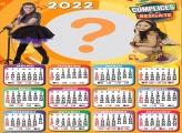 Calendário 2022 Cúmplices de um Resgate Online
