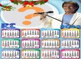 Calendário 2022 Feliz Natal Roberto Carlos Online