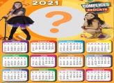Calendário 2021 Cúmplices de um Resgate
