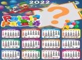 Calendário 2022 Patati Patatá Infantil Montar Grátis