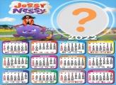 Calendário 2022 Editar Online Jessy e Nessy