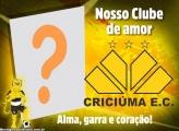 Moldura Criciúma Esporte Clube