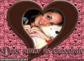 Doce Amor de Chocolate