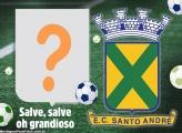 Moldura Esporte Clube Santo André