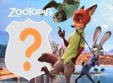 Zootopia Moldura Online