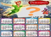 Calendário 2022 Peter Pan Virtual Grátis