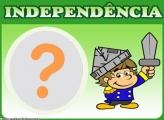 Moldura Independência Soldadinho